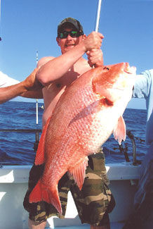 Ningaloo pearlsdeep fishing tours world for Deep sea fishing savannah ga